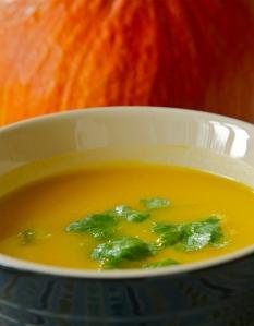 Græskarsuppe, hokaido